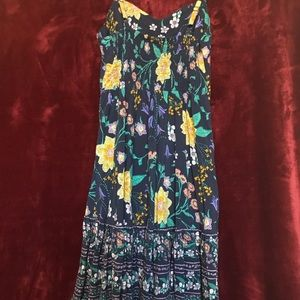Bright little sundress offering fun summer fun!
